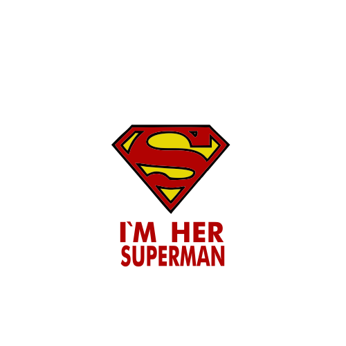i m her superman dragoste perfect gift